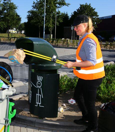 Forse toename zwerfvuil door corona, McDonald's laat medewerkers de buurt opruimen