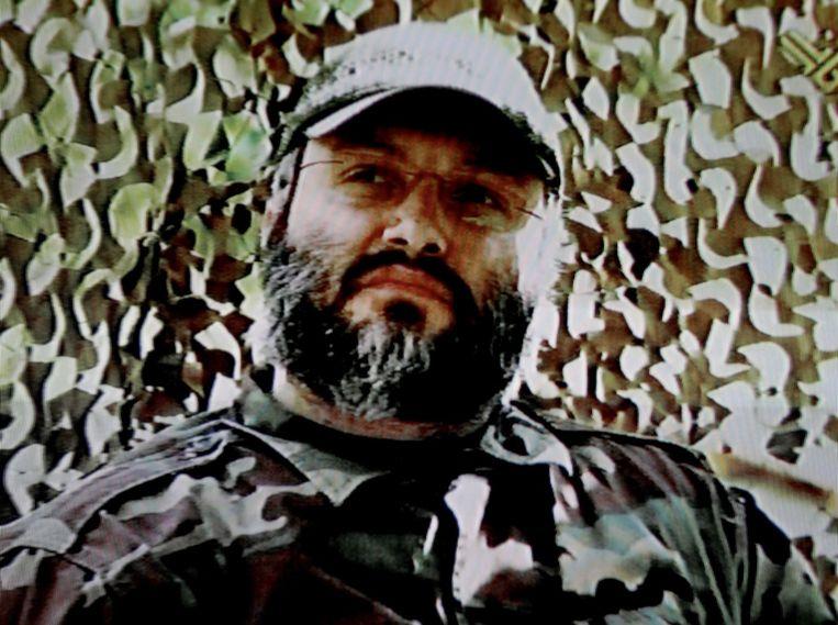 Imad Moughniyah, de voormalige militaire man van Hezbollah. Hij werd in 2008 vermoord in Damascus. Beeld ANP