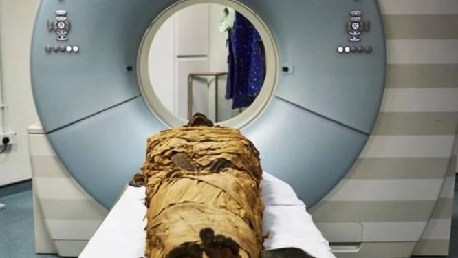 Zo klinkt de stem van een 3.000 jaar oude Egyptische mummie