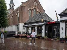 Justin na corona en zomerstorm nu verslagen door brand in zijn restaurant Prima in Nunspeet: 'We zijn kapot'