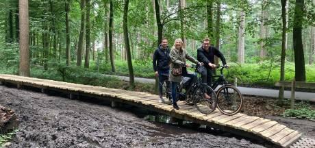 Veilig door de modder met de mountainbike? In Brugge werken ze er een proefproject voor uit