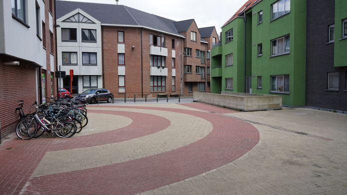 Het Hoogpoortplein komt volgens de gemeente niet in aanmerking omdat er teveel overlast zou zijn voor de bewoners.
