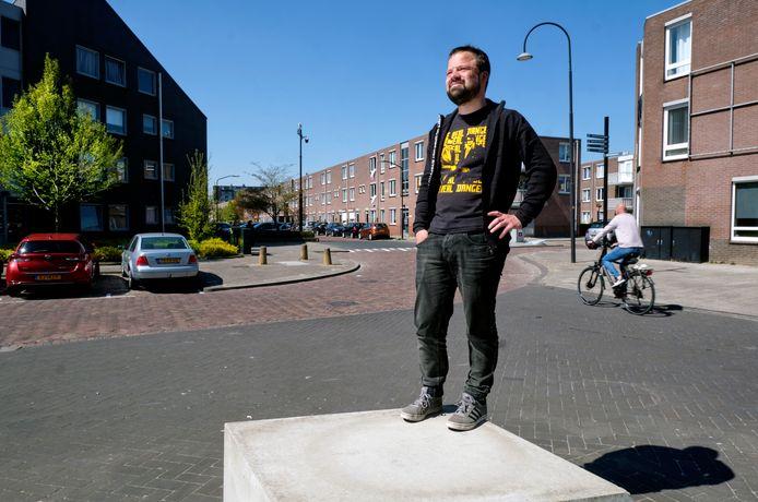 Ifor Schrauwen werkt aan een mogelijke oplossing voor de duizenden huishoudens die met betalingsproblemen kampen.