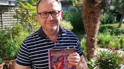 """Benedict Van Gansbeke brengt eerste kinderboek uit: """"Verhaal lag al jaren stof te vergaren, eindelijk had ik tijd om het af te werken"""""""