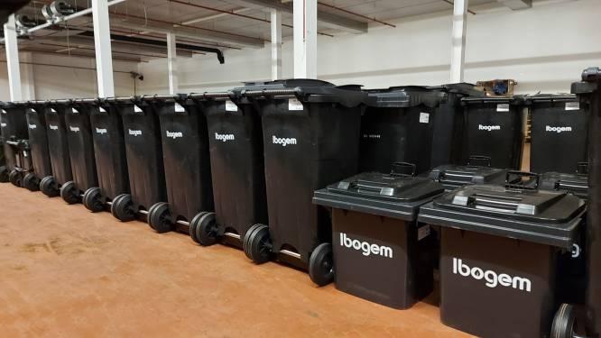 Grijze vuilzakken voor restafval niet meer bruikbaar vanaf 2022