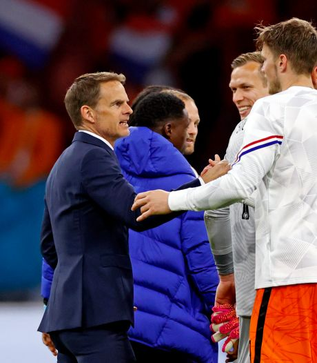 De Boer: 'Ik heb een vrij goed Nederlands elftal gezien'