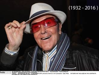 Eddy Wally (83) is overleden