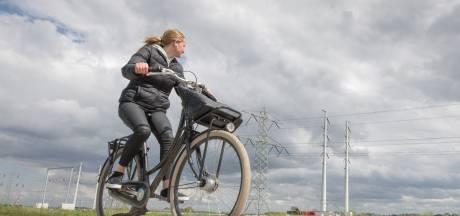Bimmelsweg weer open voor fietsers naar Goes
