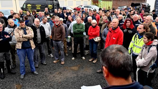"""140 vrijwilligers trekken naar door overstroming getroffen Trooz om puin te ruimen: """"Een confronterende ervaring"""""""