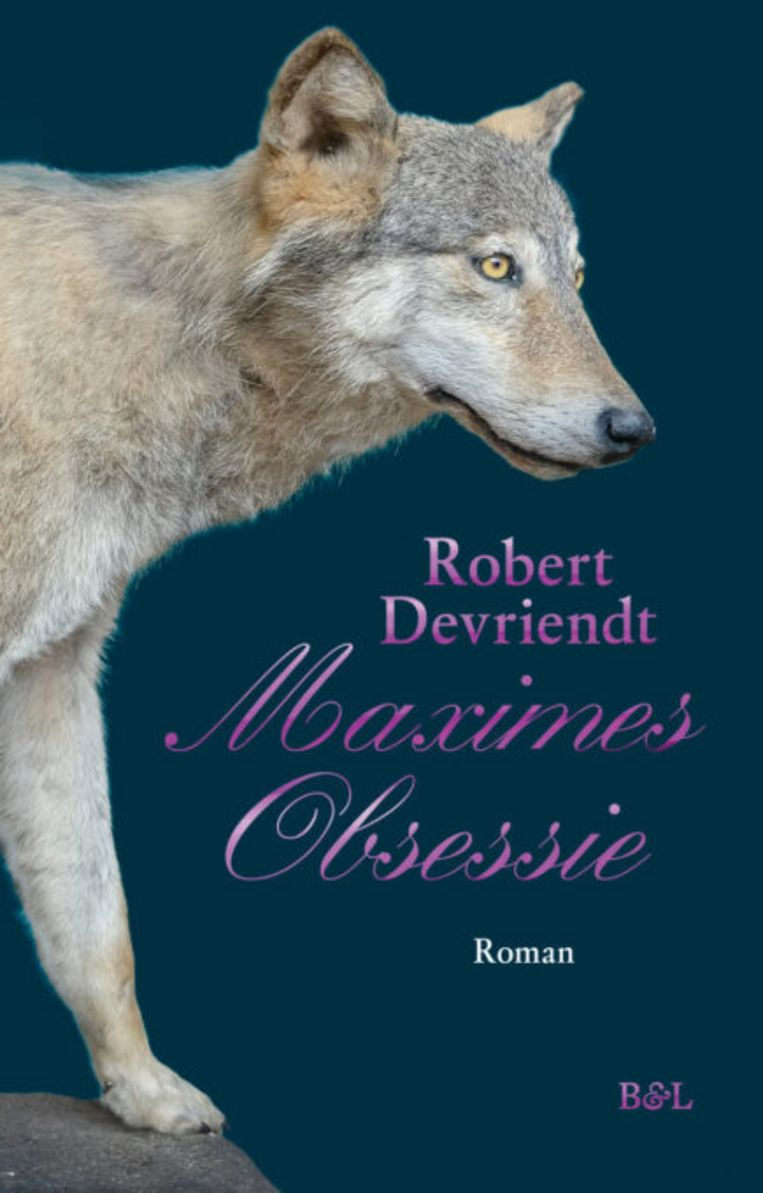 Robert Devriendt, 'Maximes obsessie', Borgerhoff & Lamberigts, 188 p., 22,99 euro.   Beeld RV