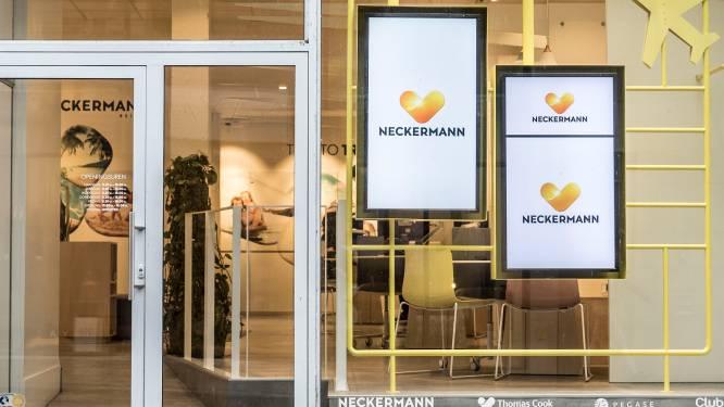 CIM Capital neemt 41 Neckermann-winkels over: 19 jobs sneuvelen