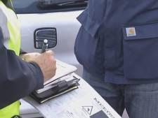 Politie slingert overlastgevers op de bon in Goes