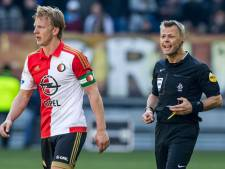 Feyenoord mist Kuyt tegen De Graafschap