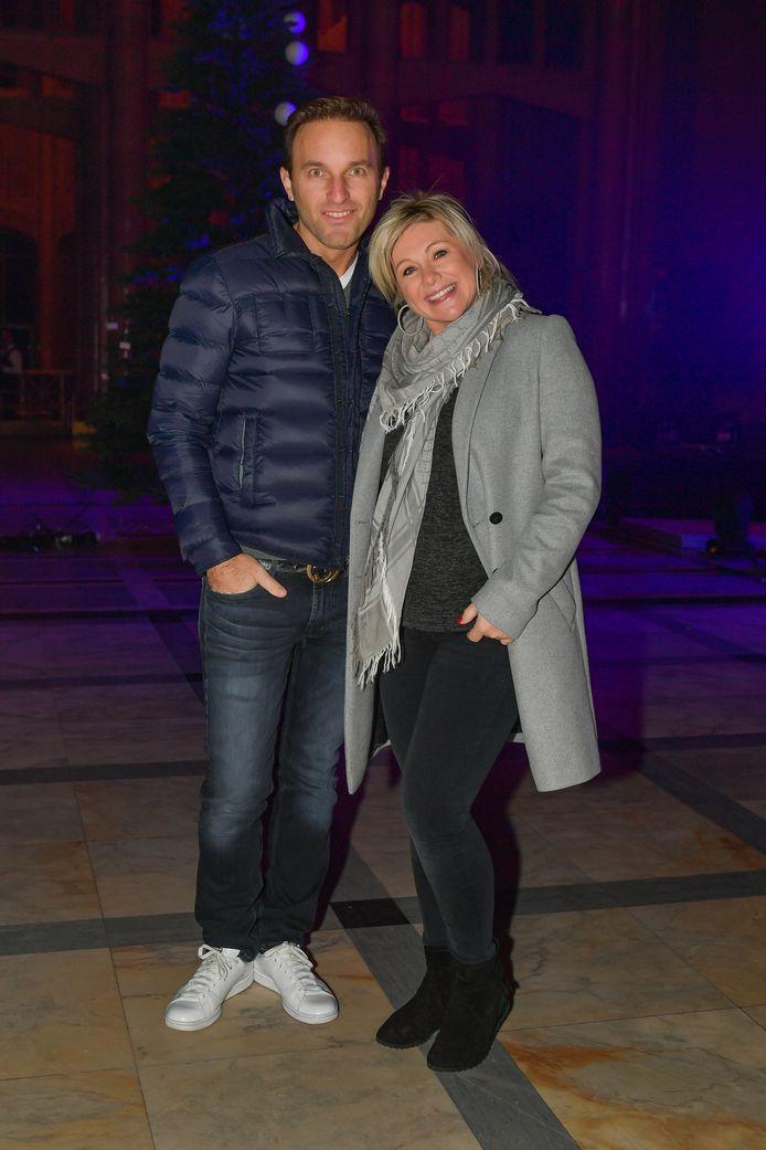 Kris Bloemen en Lindsay