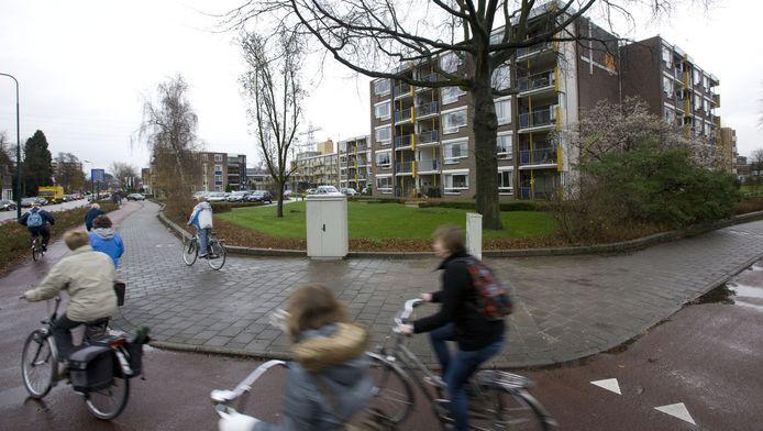 De Freule Lauta van Aysmaflat in de Kerkewijk in Veenendaal die doro de in opspraaqk geraakte stichting is gebouwd.