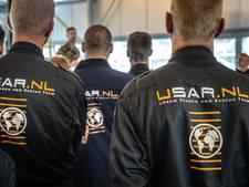 Reddingswerkers USAR verlaten Sint-Maarten