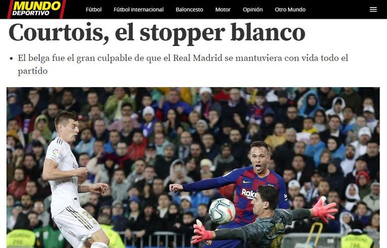 . Beeld Mundo Deportivo