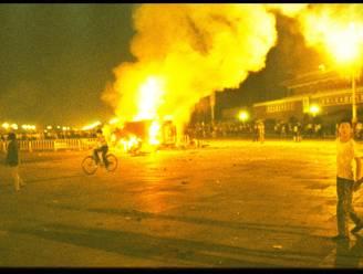 Tiananmen: soldaten lachten terwijl ze studenten doodschoten