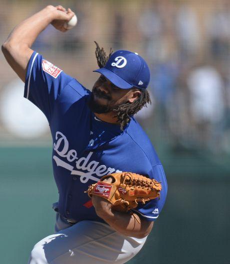Kenley Jansen na coronavirus terug bij LA Dodgers