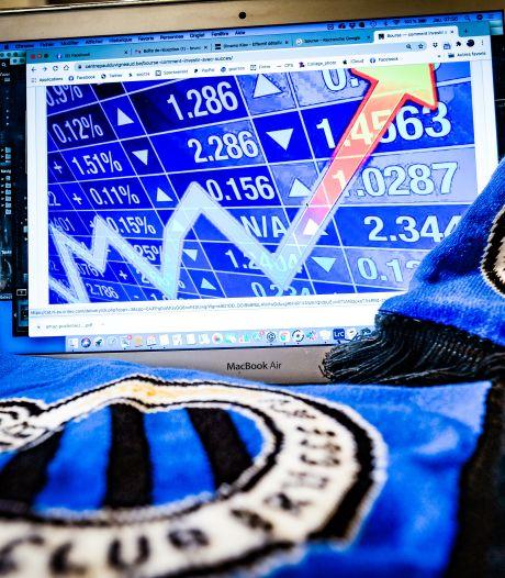 Le Club de Bruges prépare son entrée en Bourse