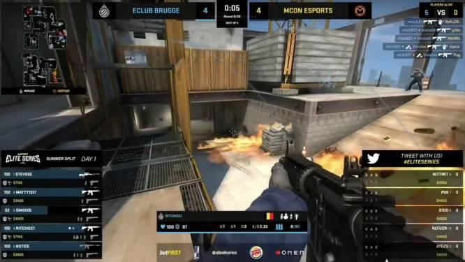 Belgische Counter-Strike: Global Offensive-competitie hervat met verrassende superweek