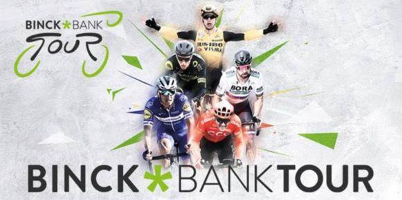 De BinckBank Tour start maandag