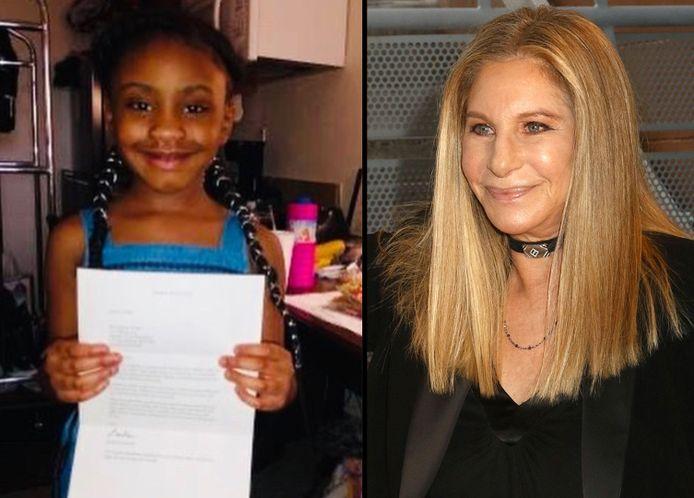 Barbara Streisand a décidé d'offrir des parts dans la société Disney à Gianna Floyd.
