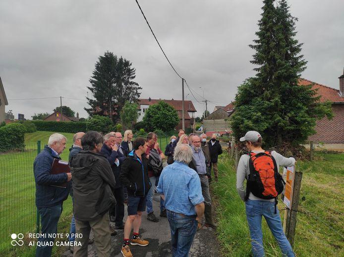 Lennik: Op 30 juli kunnen alle inwoners samen met het gemeentebestuur tijdens een wandeling nadenken over het gloednieuwe RUP van Eizeringen