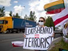 EU beslist maandag over sancties tegen Belarus: 'Hoe meer, hoe beter'