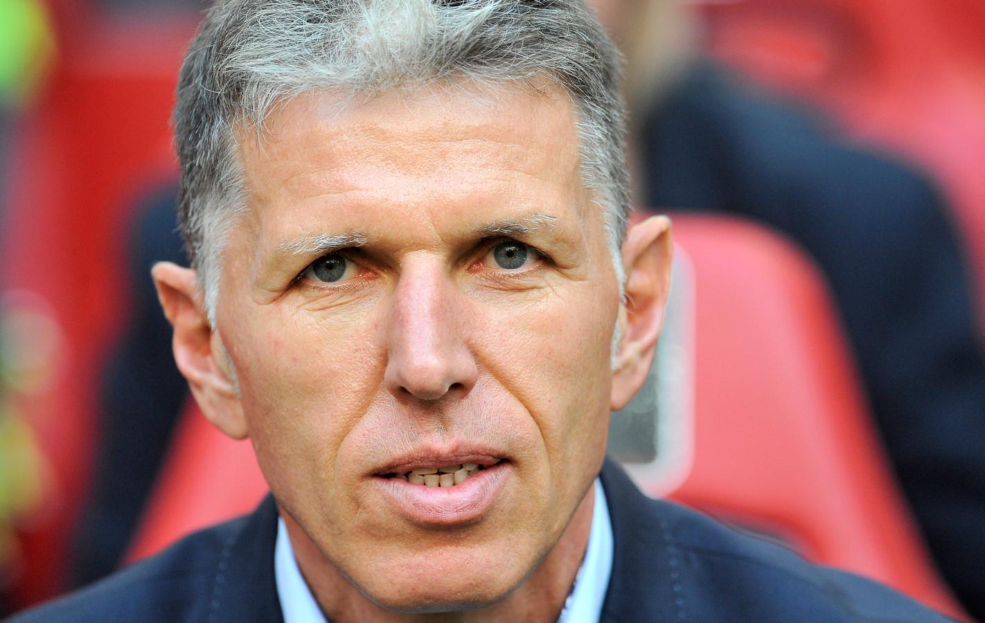 De beoogde nieuwe bondscoach van Tsjechië: Jaroslav Silhavy  Foto: Sander Chamid