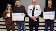 Twee inwoners ontvangen Certificaat Inbraak Veilig