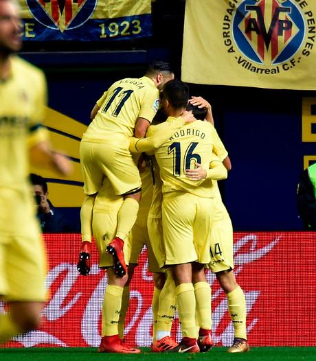 Villarreal passeert Real Madrid na zege op Levante