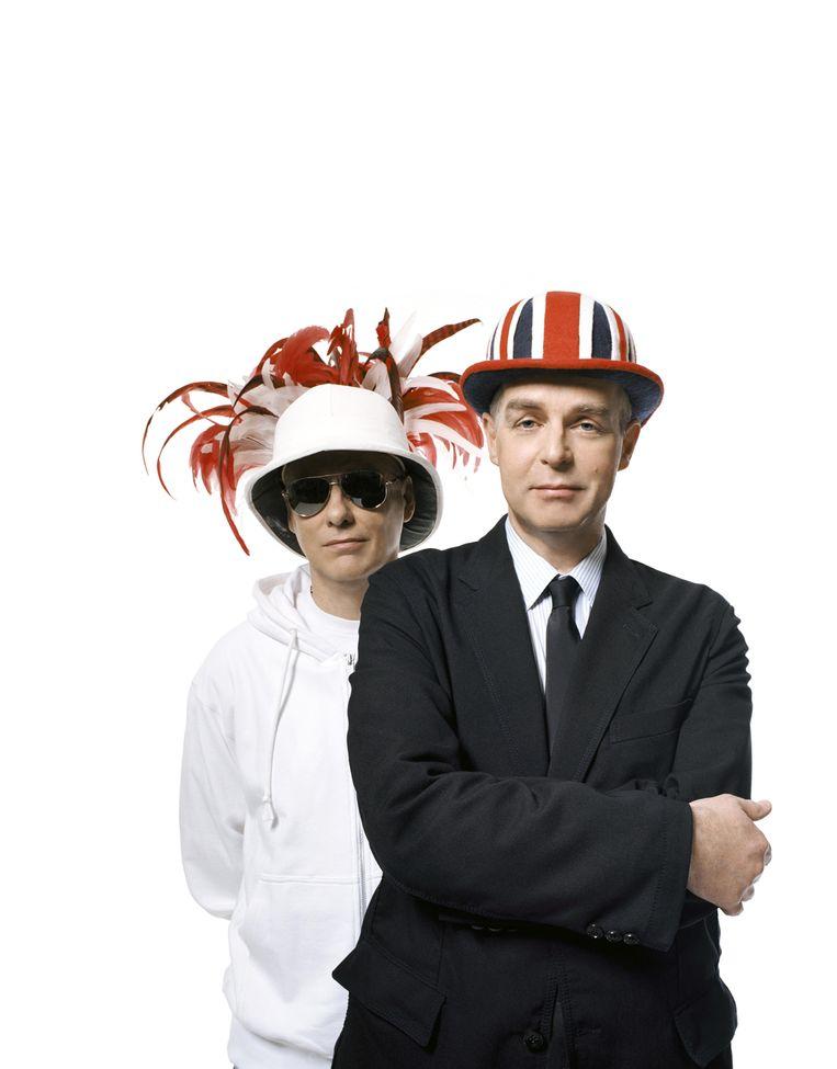 Pet Shop Boys, even Brits als The Smiths. Beeld Tomas Aerts