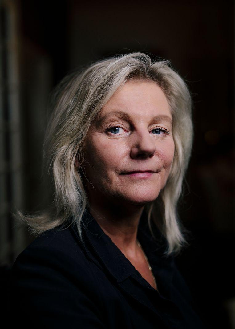 Ina Hut, directeur van Comensha, Beeld Marc Driessen