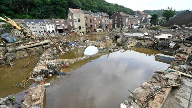 Hemiksem houdt minuut stilte voor slachtoffers waterramp