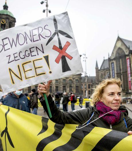Prominente PvdA'ers willen alleen windmolens in de  haven
