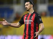 Zlatan Ibrahimovic prolonge à l'AC Milan jusqu'en 2022