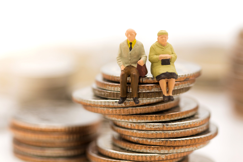 Pensioen Beeld Shutterstock