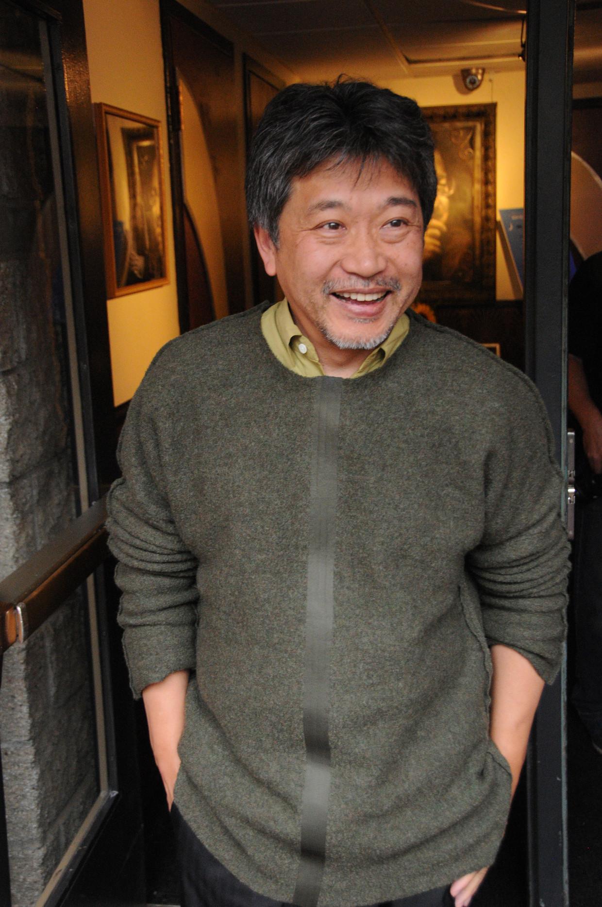 Regisseur Hirokazu Kore-eda, september 2018.