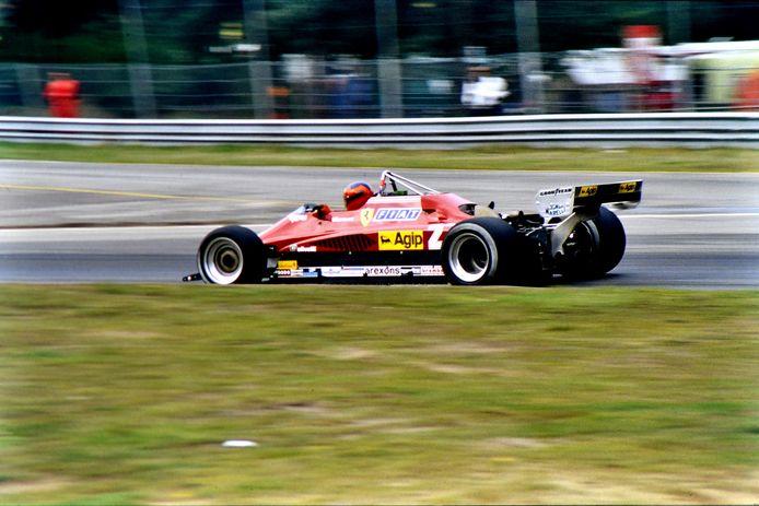 Gilles Villeneuve.