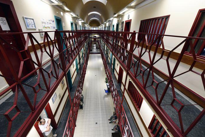 In de gevangenis van Antwerpen slapen 78 mensen op de grond.