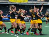 Hockeysters Den Bosch kampioen na zege op Amsterdam