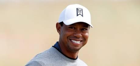 Tiger Woods: 80ste zege kwestie van tijd