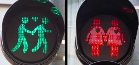Primeur voor Utrecht met homoverkeerslicht