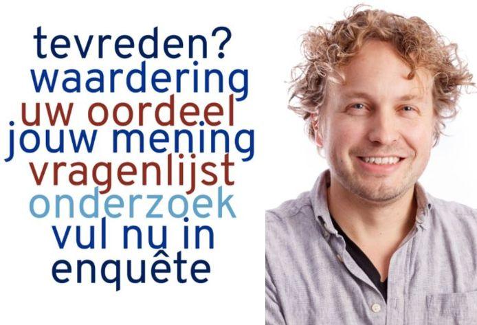 Bij elke scheet: hoe heeft u het ervaren? Columnist Niels Herijgens krijgt er uitslag van.