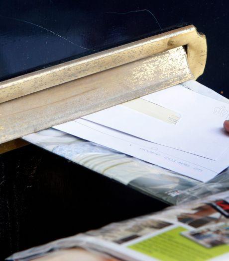 Het is een van de mooiste geluiden die ik ken: het klepperen van de brievenbus