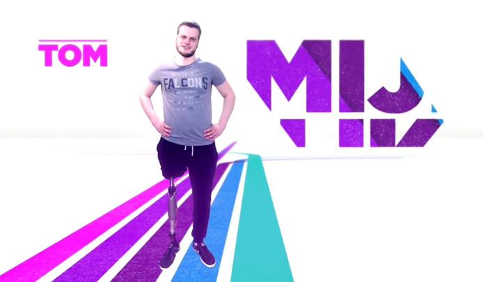 Tom Besemer uit Nijmegen in de leader van het nieuwe seizoen van het tv-programma Over Mijn Lijk.