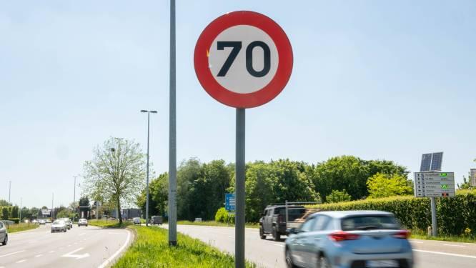 Gemeenteraad keurt basisprincipes nieuwe snelheidskaart goed: naar maximum 30 per uur binnen de ring en 70 op de ring