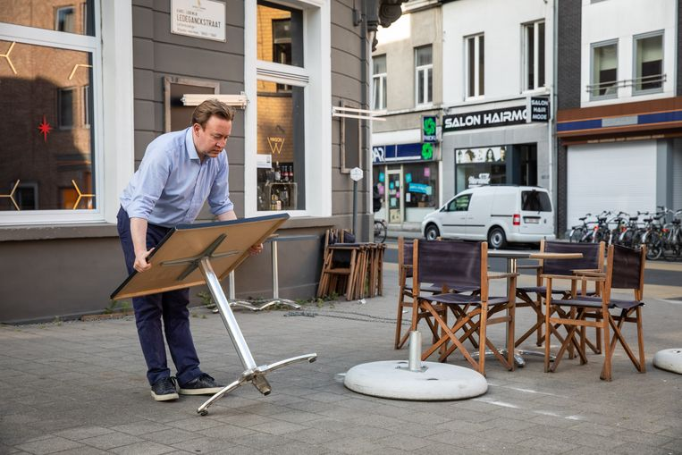 De uitbater van Maison W in Gent telt af naar de heropstart, wellicht op 8 juni.