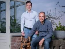 Ron woont met zijn zoon en betaalt 368 euro per maand aan energiekosten